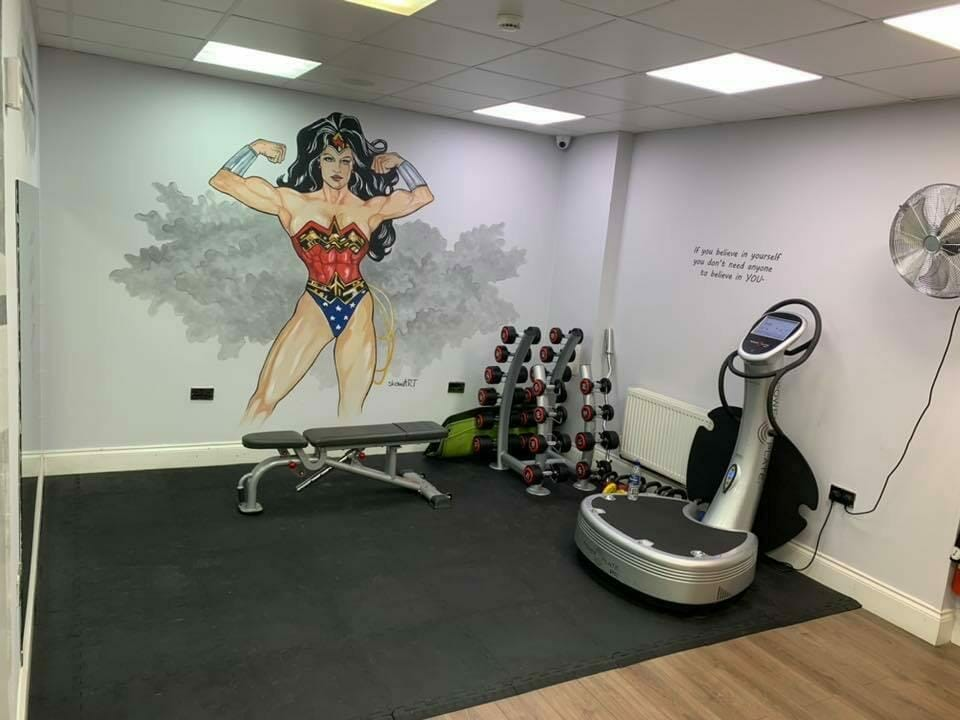 Coventry's Ladies only gym